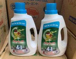 3 loại nước lau sàn hương sả chanh giá rẻ