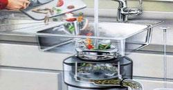 Máy huỷ rác thực phẩm
