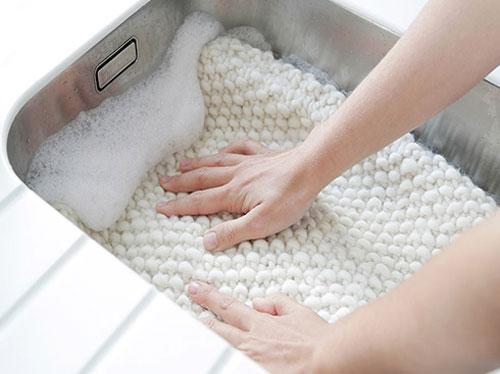 cách giặt áo len 1