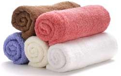 Sử dụng khăn mặt, khăn tắm đúng cách
