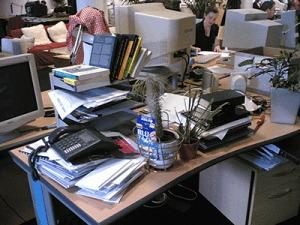 3 lý do văn phòng phải sạch