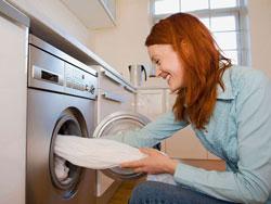Cách giặt màn