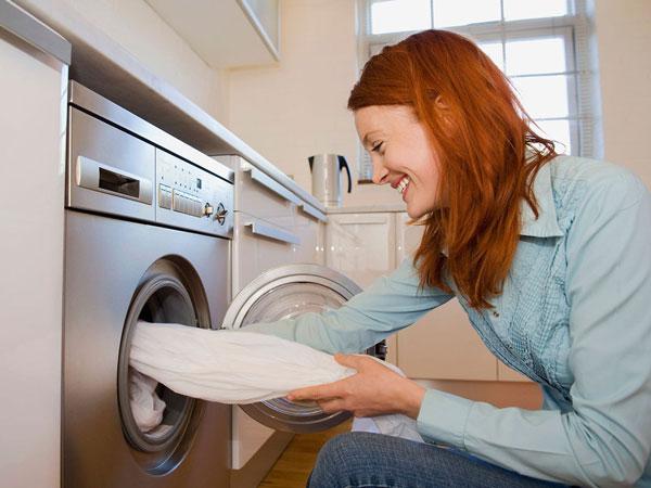 cách giặt màn 3