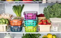 Cách sắp xếp đồ tủ lạnh