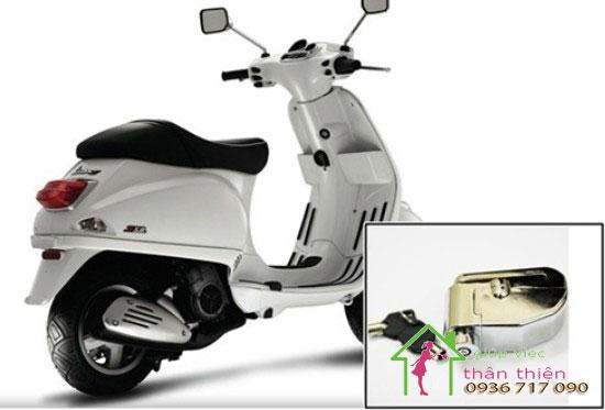 Hướng dẫn chống trộm xe máy đơn giản